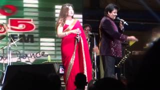Download Mere Mehboob Mere Sanam-Udit Narayan and Alka Yagnik MP3 song and Music Video