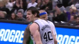 Boban Marjanovic 10 Pts 11 Reb vs Magic Full Highlights