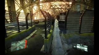 crysis 2 ultra settings   patch 1 9 high res texture pack dx11 pack   veteran pc gameplay stealth