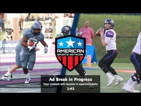 Football: Central Arkansas 58, Abilene Christian 27 (Replay)