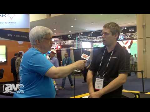 InfoComm 2015: Joel Rollins Chats With Chad Gartner, Project Manager for Tightrope Media Systems