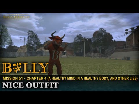 Nice Outfit - Mission #51 - Bully: Scholarship Edition