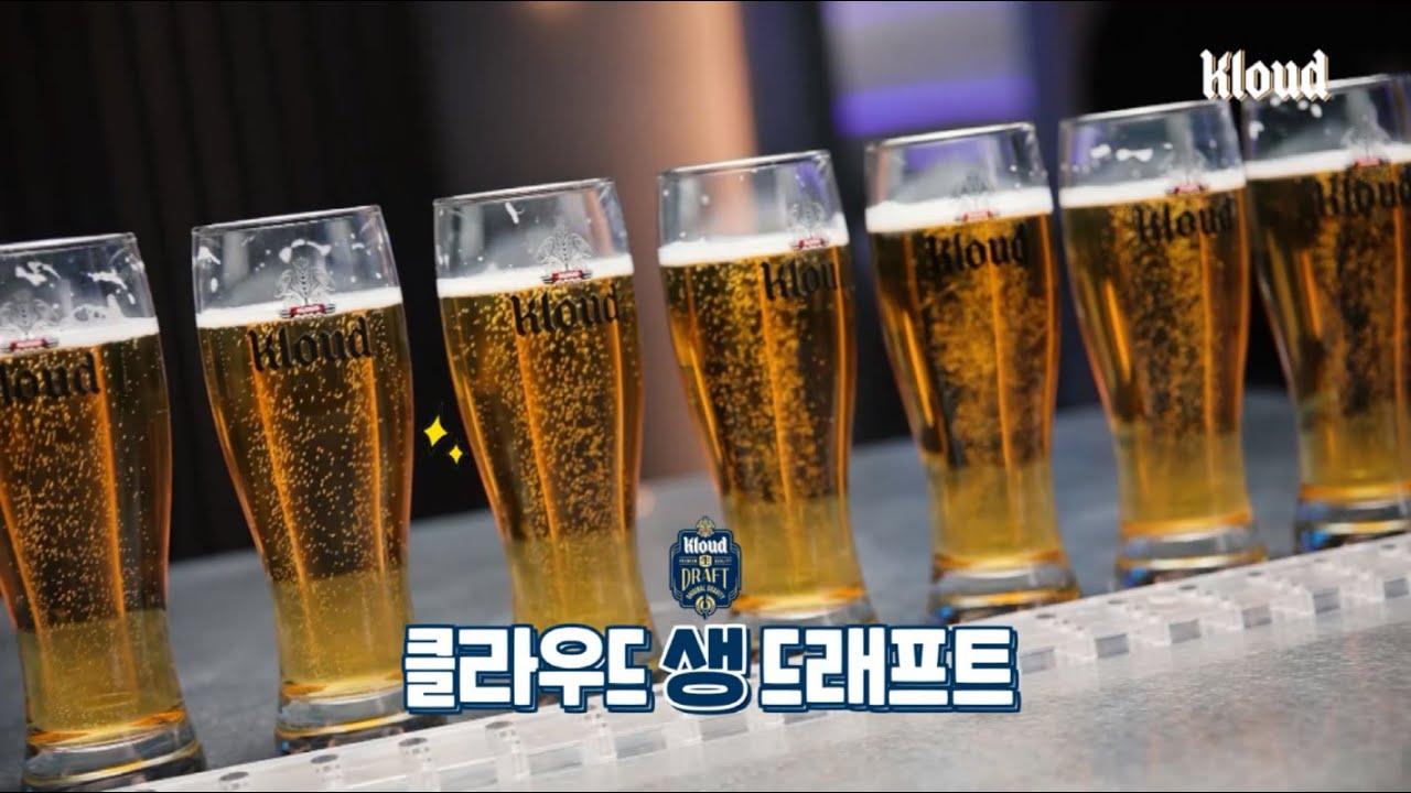 [롯데칠성][클라우드 X BTS] 클라우드 BTS TVC 메이킹 (long ver.)
