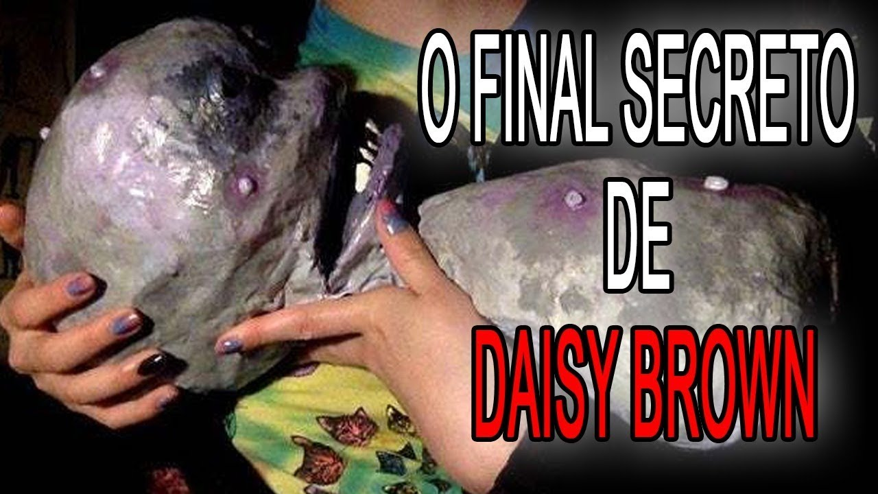 Daisy Brown Final Do Video Revelado Fatos Incriveis Youtube See what daisy brown (daisybrown13) has discovered on pinterest, the world's biggest collection of ideas. daisy brown final do video revelado fatos incriveis