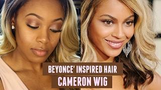 $29 Beyonce' Inspired Hair| Freetress Equal Cameron Wig| TSCRUNCH | Blackhairspray.com | imperfectbeautyiam