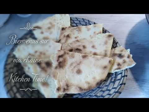 recette-au-companion-xl:-kesra-algerienne.