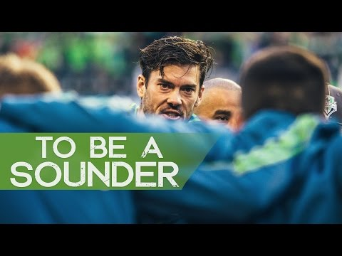 To Be A Sounder: Brad Evans, ever-present in the Emerald City