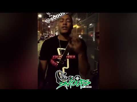 6ix9ine Manager Tr3yway Out In London With UK Rappers Dutch & Tremz | Audio Saviours