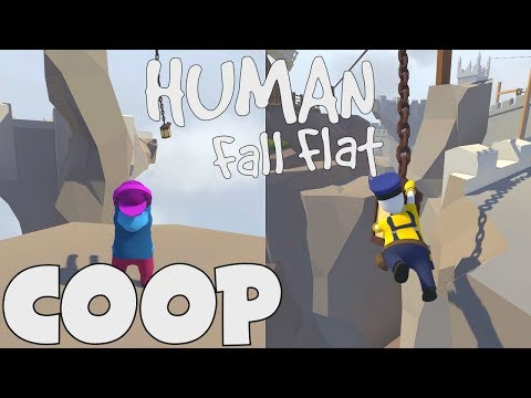 HUMAN FALL FLAT (FR) - 02 : COOP LOCAL (FT. KEVIN) | PC 60FPS