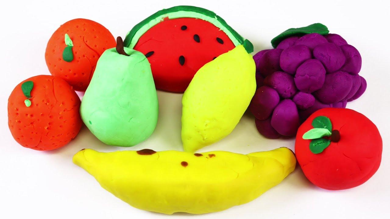 лепка фрукты в подгот гр картинки недавнем