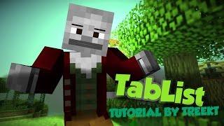 Jak używać i wgrać plugin TabList na serwerze Minecraft (Bukkit)