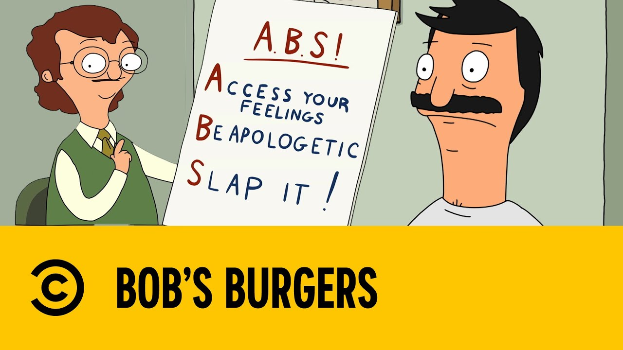 Take A Look At My A.B.S. | Bob's Burgers | Comedy Central UK