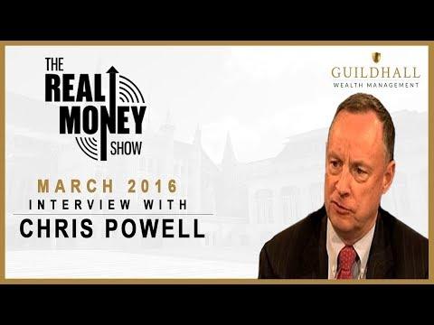 Guildhall Wealth Toronto | Chris Powell GATA On The Real Money Show