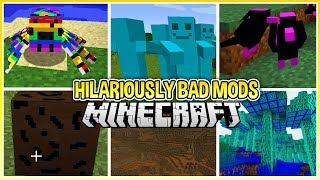 I Downloaded the Worst Rated Mods so You Don't Have to...