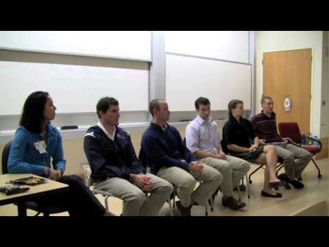 Duke Physical Therapy Residents and Fellows Panel