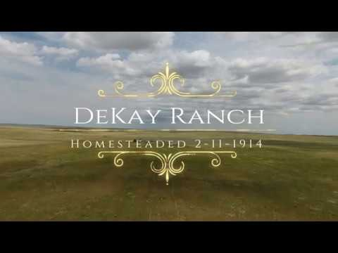 The Old DeKay Ranch
