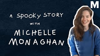 Michelle Monaghan tells a true ghost story of a haunted hotel | Mashable