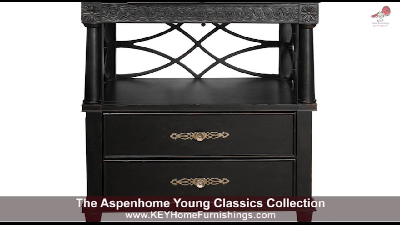 Think, that young classics bedroom collection