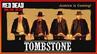 TOMBSTONE: Red Dead Online. (Wyatt Earp And Doc Holliday.)