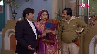 Bhabi Ji Ghar Par Hain - भाबीजी घर पर हैं - Episode 750 - January 11, 2018 - Best Scene