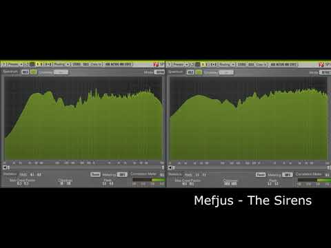 Noisia - Running Blind & Mefjus - The Sirens: Difference