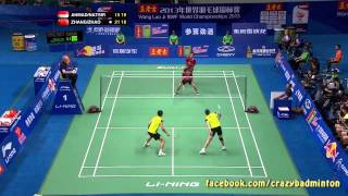 all you can eat smashes rally sf xd t ahmad l natsir vs zhang n zhao yl 2013 bwf championships