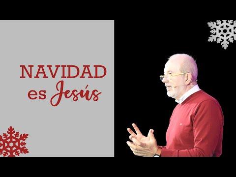 NAVIDAD es Jesús | Pr. Benigno Sañudo