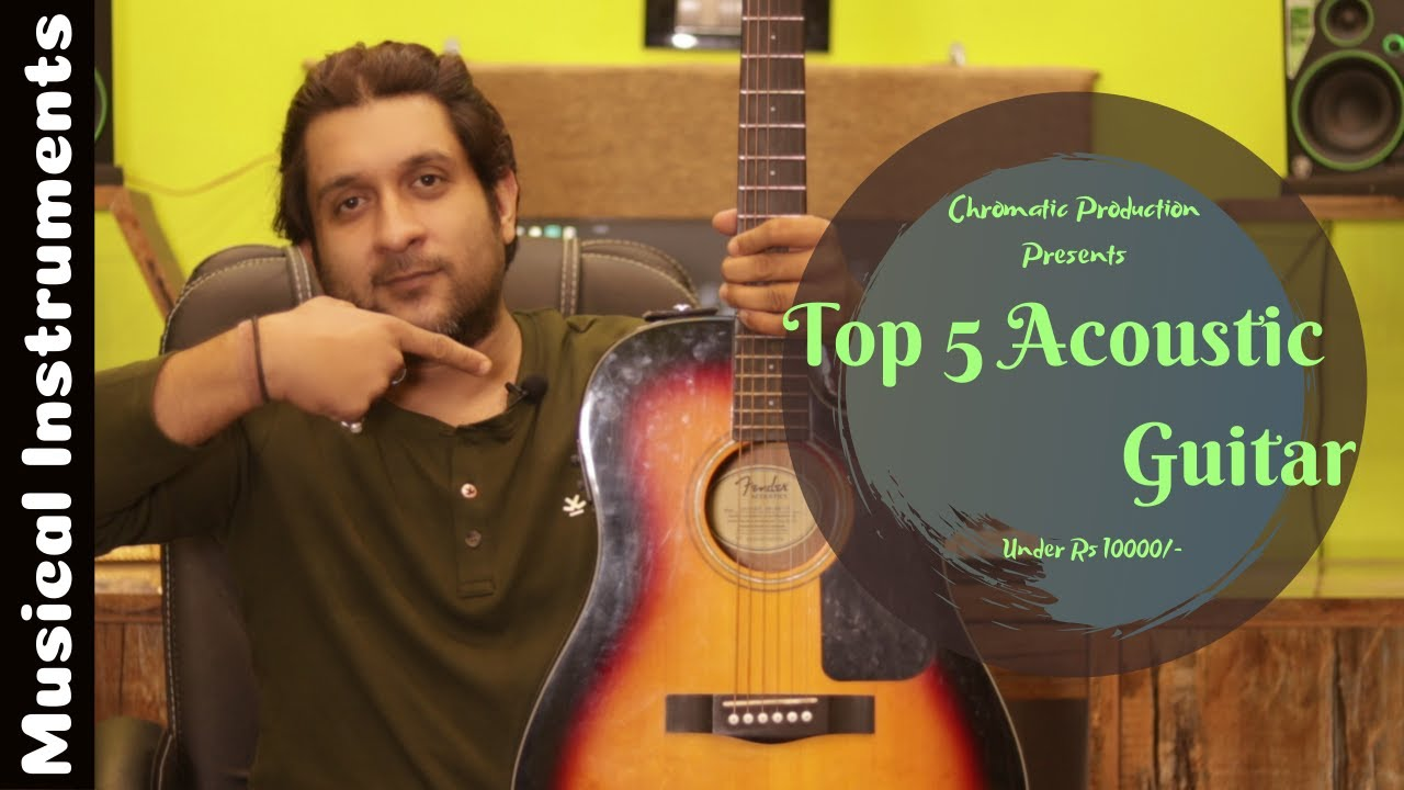 Top 5 Semi Acoustic Guitar Under Rs 10000 2020 Series Guitar For Beginner S Vikas Suman Youtube
