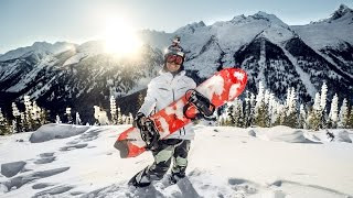 CAN I SNOWBOARD? | VLOG 266
