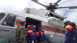Поиск мужчины из Владивостока Район Лазо (видео МЧС)
