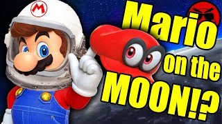 SUPER MARIO ODYSSEY's Final Boss Battle in Space? | Culture Shock