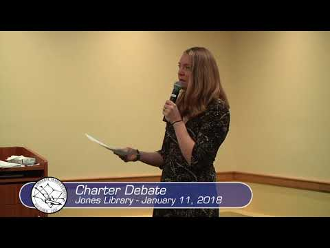 Charter Commission: Debate on Town Meeting