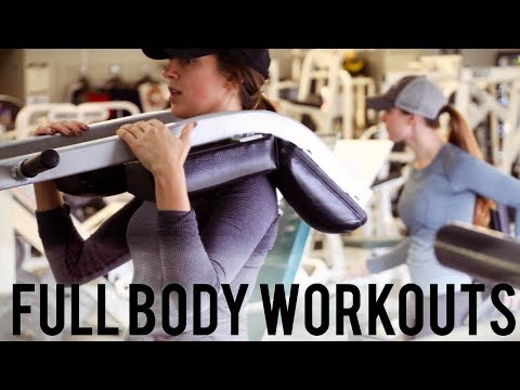 3 Full Body Workouts | Jumpstart Your Fitness Routine | New Years Resolution
