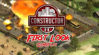 Constructor HD Remake - First Impressions