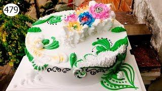 chocolate decorating bettercreme vanilla (479) Làm Bánh Xanh Ngọc Đơn Giản (479)