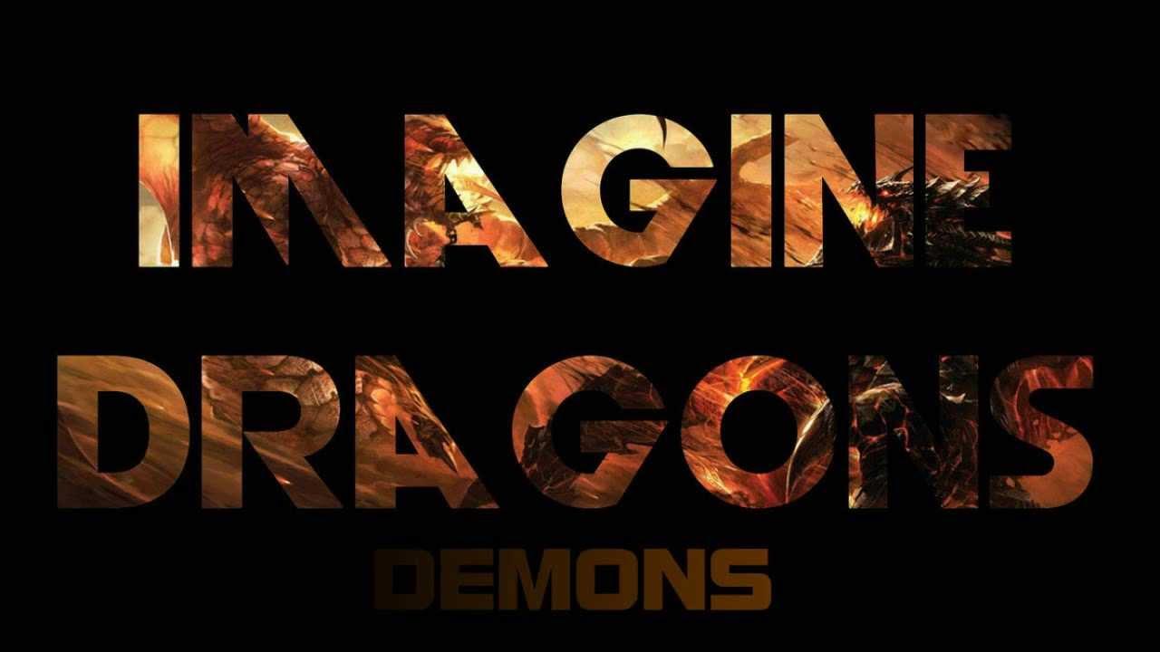 Imagine Dragons Demons (radio edition) - YouTube
