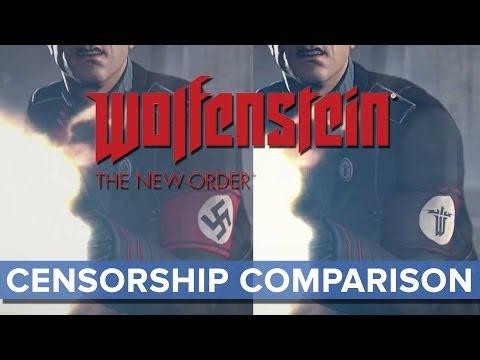 Wolfenstein: The New Order - Censorship Comparison - Eurogamer