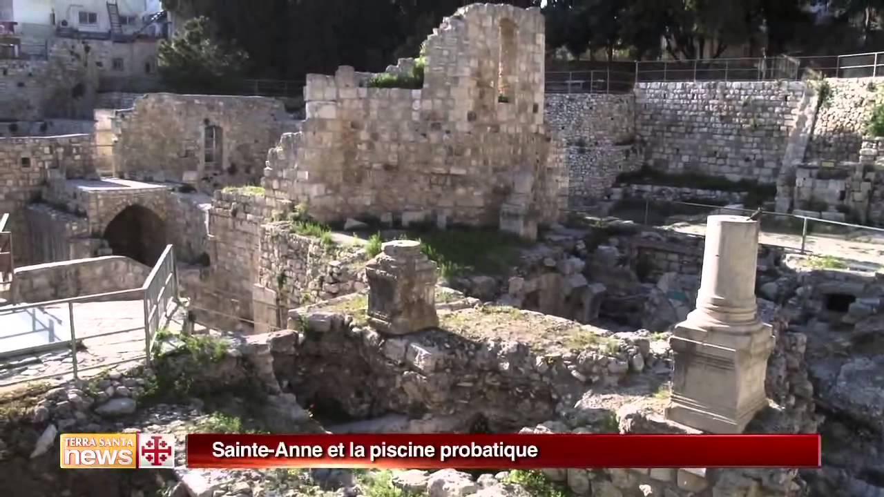 Sainte anne et la piscine probatique youtube for Piscine de bethesda
