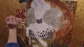 How to Paint Klimt