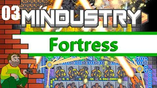 Mindustry - Fortress: PC Gameplay and Commentary #3