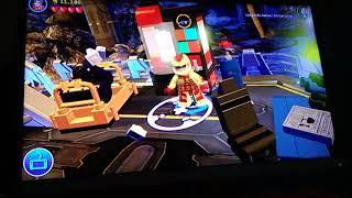 Lego batman 3 beyond gotham part 2: YOU CAN'T STOP ME ROBIN (breaking bats)