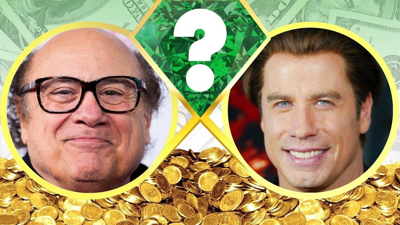 WHO'S RICHER? - Danny DeVito or John Travolta? - Net Worth ...