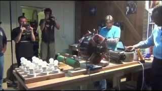 Квантовый генератор QEG делают уже в разных странах (видео №1)(Генератор работающий на самозапитке. Потребление 1 киловатт, на выходе до 15 киловатт. Генераторы QEG делают..., 2014-09-13T18:37:04.000Z)