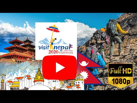VISIT NEPAL 2020 |  Nepal Tourism // Top Tourist Attractions in Nepal