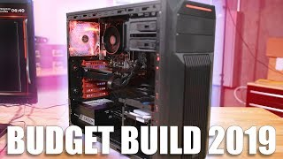 How to build a CHEAP Gaming computer in 2019