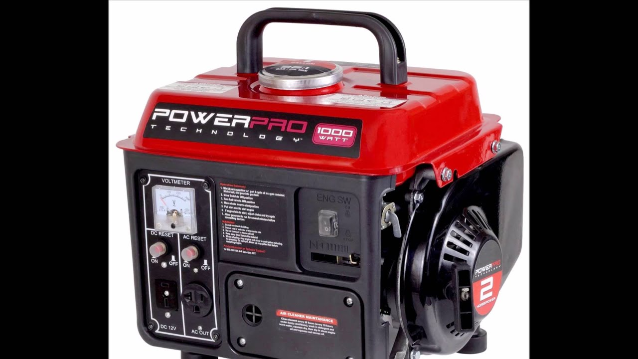 PowerPro Portable Gas Generator on SALE at BEST PRICE 2