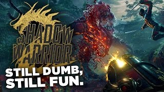 Shadow Warrior 2 Keeps The Doom-Style Shooter Trend Going Strong