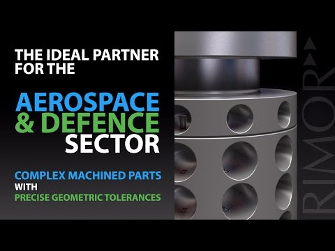 Complex Precision Engineering for Aerospace & Defence