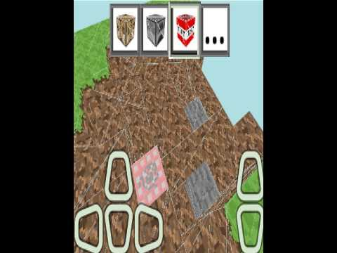 клоны  minecrafta на кнопочных телефонах!!!