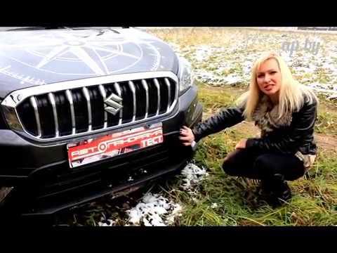 2016 Suzuki SX-4: тест Автопанорамы
